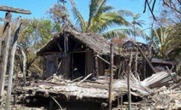 Жертвами мощного тропического шторма на Мадагаскаре стали 65 человек