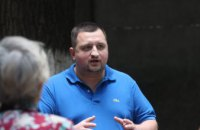«Двори для життя» в Днепре набирает обороты: Дмитрий Щербатов встретился с жителями Центрального района (ФОТОРЕПОРТАЖ)