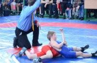 В Днепропетровской области стартовал 32-й международный турнир по греко-римской борьбе