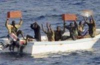 5 украинских моряков освобождены из плена сомалийских пиратов