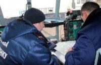 На Днепре с помощью вертолета продолжаются поиски двух мужчин, пропавших 3 дня назад
