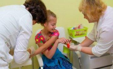 Родителей первоклассников призывают сделать детям прививки от кори
