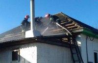 В Черкасской области односельчане вытащили из горящего дома 11-летнего мальчика