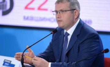 Среди первоочередных задач парламента должно стать принятие законопроектов по поддержке промышленности, - Вилкул