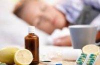 За минувшую неделю более 14 тыс. жителей Днепропетровщины заболели гриппом и ОРВИ
