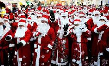 На Днепропетровщине пройдет фестиваль Дедов Морозов