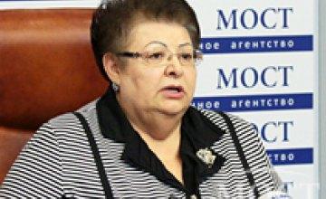 Языковой вопрос относится к разряду вопросов политического шантажа, - Антонина Ульяхина
