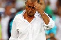 Фатих Терим хочет уйти с поста тренера сборной Турции