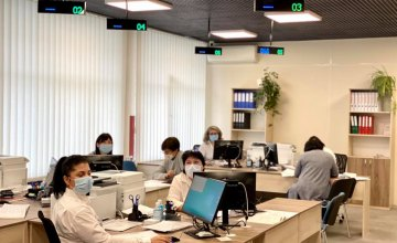У Дніпрі після капітального ремонту почало повноцінно працювати відділення Лівобережного управління соцзахисту населення по Самарському району