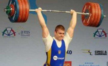 Украинские тяжелоатлеты завоевали 5 медалей на чемпионате Европы