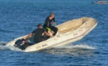 В Днепропетровске на Воронцовском пляже спасатели выловили из реки женщину