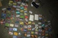 Киберполиция задержала преступную группу опустошившую банковские карты украинцев на пол миллиона гривен