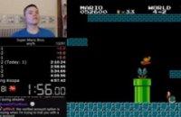 В США установлен мировой рекорд по прохождению игры Mario (ВИДЕО)