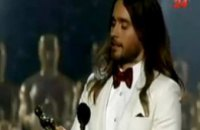 На российском телевидении вырезали слова лауреата Оскара об Украине