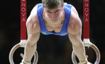 Украинский гимнаст завоевал бронзовую медаль на Олимпиаде-2008