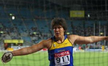 Днепропетровская легкоатлетка Елена Антонова завоевала «бронзу»