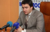 Андрей Павелко стал руководителем Днепропетровского отделения «Фронта перемен»