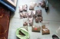 Криворожанин хранил в собственной квартире наркотики на сумму около 200 тыс. гривен