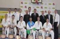 В Никополе состоялся турнир «Сила нации» по киокусинкай