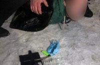 В Киевской области ограбили 18-летнюю девушку, угрожая ей  шприцем со смертельной вакциной