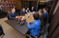 Борис Филатов обсудил с представителями шведской делегации перспективы совместных инвестиционных проектов