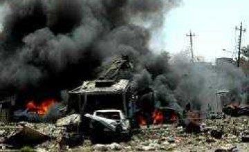 В центре Багдада произошел теракт