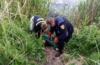 На Днепропетровщине из водоема достали труп 77-летней женщины