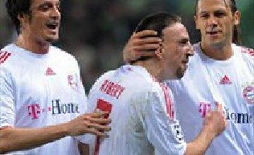«Бавария» разгромила «Спортинг» со счетом 5:0