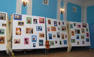 В рамках фотовыставки «Живем вопреки!» пройдет ярмарка-продажа детских работ