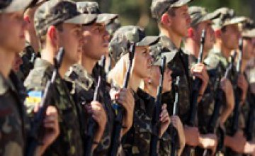 Завтра состоится присяга на верность украинскому народу выпускников кафедры военной подготовки НГУ