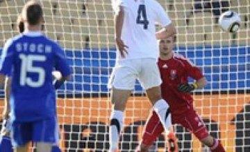 Словакия упустила победу в матче с Новой Зеландией