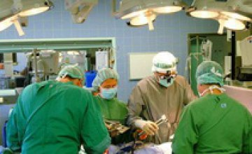 Украинские врачи впервые в мире выполнили уникальную хирургическую операцию