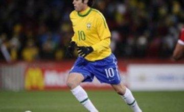 Бразилия обыграла КНДР на ЧМ-2010