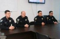 В Днепре назначили нового начальника патрульной полиции