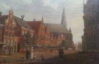 Украина передала Нидерландам украденные в 2005 году картины