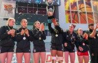 Спортсменки з Кам'янського здобули Кубок України з волейболу