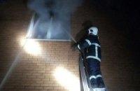 На Днепропетровщине горел двухэтажный дом: информация о погибших и пострадавших (ФОТО)