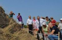 Днепропетровские студенты, участвовавшие в археологических раскопках в Польше, вернулись домой