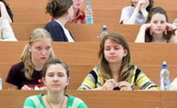 Днепропетровские студенты не готовы защищать свои права