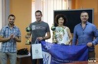 Днепровский шпажист Богдан Никишин был признан лучшим спортсменом июля