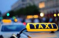 В Киеве расстреляли такси: один человек погиб