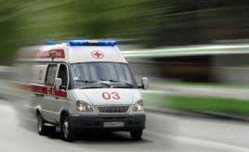 Скорые Днепропетровщины за минувшую неделю совершили более 12 тысяч выездов