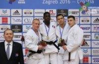 Днепропетровский спортсмен - в тройке лучших дзюдоистов Европы
