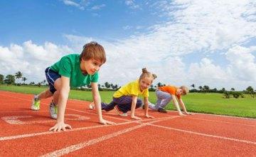 В Днепре пройдет проект «Достигни цели - дети», в рамках которого дети будут развиваться  в разных видах
