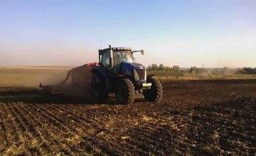 На Днепропетровщине посеяли уже более 440 тыс га озимых