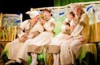 Дети-переселенцы будут узнавать об истории Днепропетровщины из спектаклей