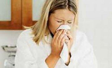 В Днепропетровской области сложилась предэпидемичная ситуация по заболеваемости гриппом