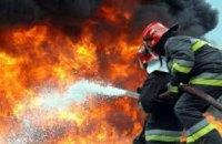 На Днепропетровщине при пожаре в собственном доме погиб 75-летний мужчина