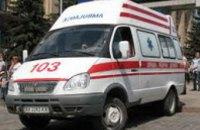 В больнице Мечникова находятся на лечение 7 «киборгов», госпитализированных с отравлением газом