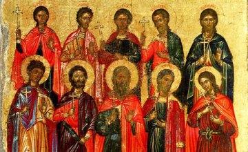 Сегодня православные почитают десять мучеников Критских
